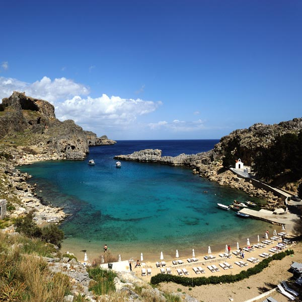 St. Paul's Bay - Lindos