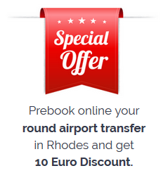 Rhodes airport discount transfers